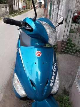 Hero optima battery bike sell at low price