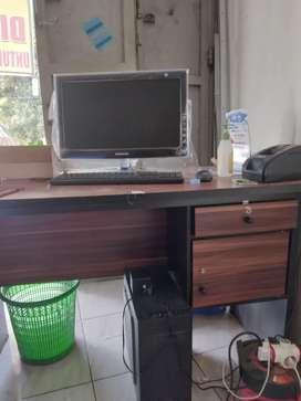 Satu set komputer