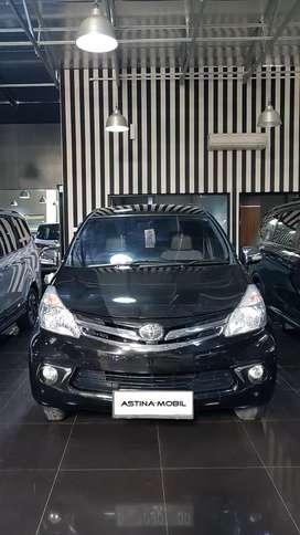 KM 78.000 Toyota Avanza 1.3 G AT Matic 2012 Hitam ASTINA MOBIL