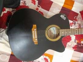 Signature company guitar