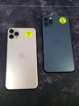 Iphone 11 Pro max 256 gb Ori Inter Normal Bergaransi!!