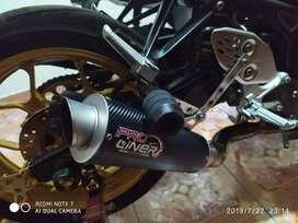 Yamaha r25 tahun 2014 ahkir