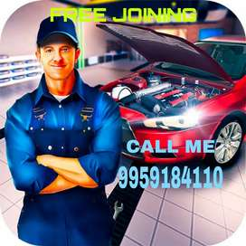 CAR MECHANIC AND TECHNITION JOBS AVAILABLE FREE JOINING