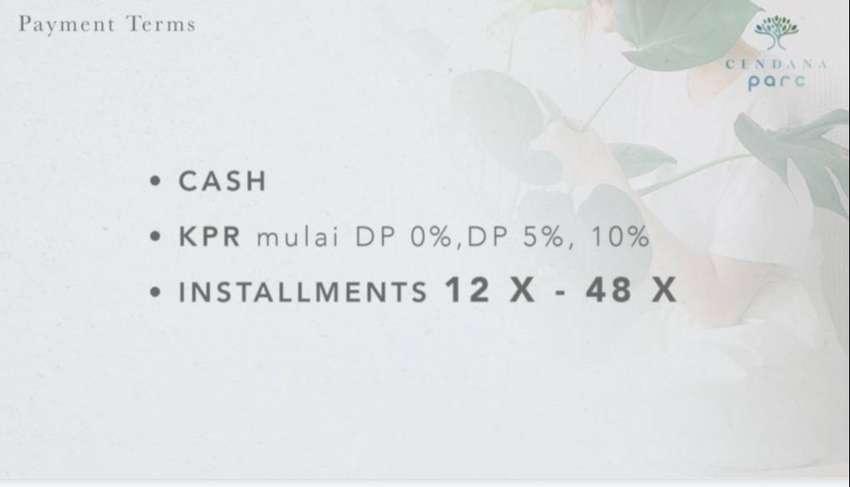 Cendana Parc North harga perdana DP 0%