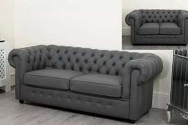 Chesterfield Sofa for Drawing Room.
