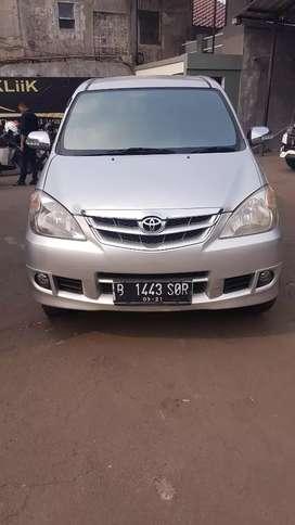 DP 10 JUTA! Toyota Avanza 1.3 G MT 2011 Silver Metalik Garansi 1 Tahun