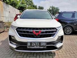 Promo Wuling Almaz 1.5L Exc SC CVT 7setaer 2019 Jakarta