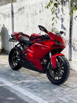 Ducati 848EVO / 848 SBK Warna Merah, Superganteng
