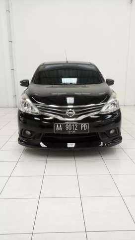 Grand Livina HWS matic 2015