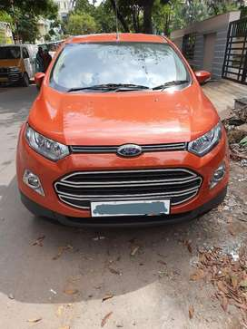 Ford Ecosport EcoSport Trend 1.5 Ti VCT Manual, 2017, Petrol