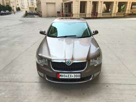 Skoda Superb Elegance 1.8 TSI AT, 2011, Petrol