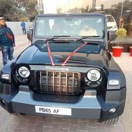 Mahindra Thar 2021 Diesel 50 Km Driven