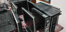 Dijual desktop HP compaq 8000 elite