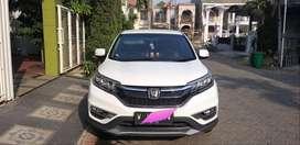 Dijual mobil Honda CRV mulus masih 19rb km