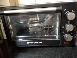 Wonderchef , OTG ( Oven , Toaster , Griller )