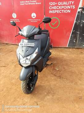 Good Condition Honda Dio Dlxss with Warranty |  6564 Bangalore
