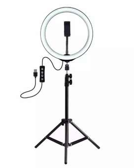 ring light & triood stand