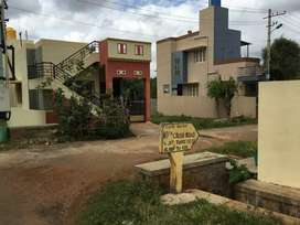 30×42 site for sale in fully devoloped area Dattagalli