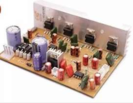 2.1 Tower speaker circuit