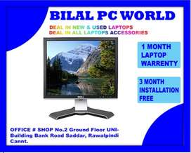 17 inch  Branded LCD DElLL !! Serirous Contact Me