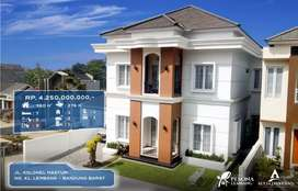 Rumah Villa Mewah sejuk Lembang cisarua Setiabudi Sukajadi parongpong