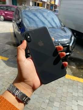 MASIH READY !! SECOND IPHONE XS 256 GB INTER GREY