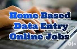 Opening for data entry / Typing work in pune