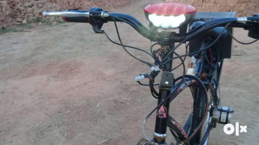 Electric bike 0