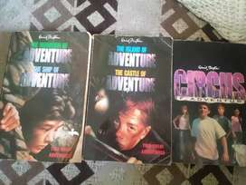 Enid Blyton Adventure series (3 books)