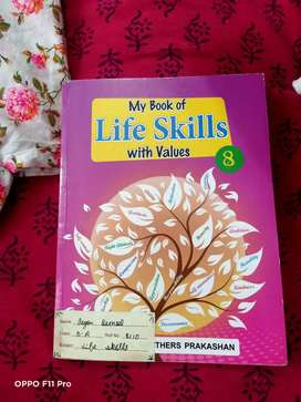 Life skills 8 class book