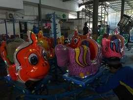 Odong nemo RST singa genjot pony cyclee kereta panggung IIW