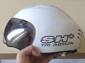 Jual Helm Road Bike SH + tri aghon
