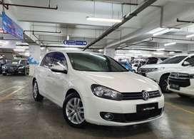 VW GOLF MK6 1.4 TSI AT 2011