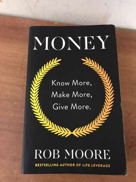 MONEY Know More,Make More,Give More.