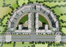 3 bhk in green city gold
