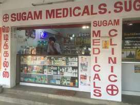 Medical with clinic for sale