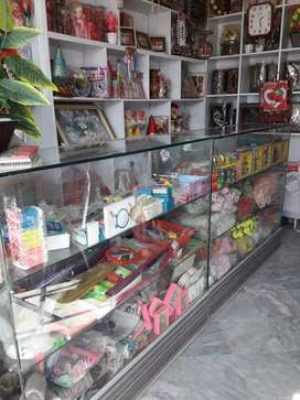 Gift and sport shop urgent sale