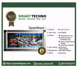 Jual Jam Digital Masjid Tipe Smart