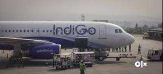 Vacancy open for airport jobs indigo airlines - Make your career in In 0