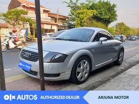 [OLXAutos] Audi TT 2001 1.8 M/T Bensin Silver #Arjuna Motor