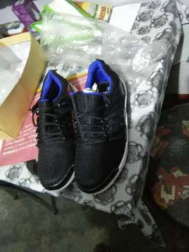 Newly byed shoes