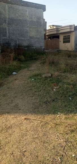 5 Marla Plot For Sale in Chakri Road, Rawalpindi
