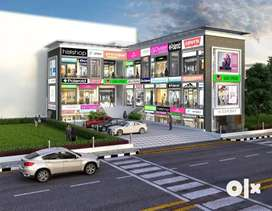 450 sqft area for shop available in zirakpur