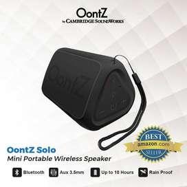 OontZ Angle Solo Bluetooth Speaker Microphones
