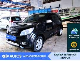 [OLX Autos] Toyota Rush 2010 1.5 S A/T Hitam #Karya Terbesar Motor