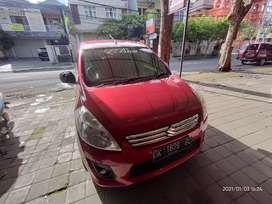 Ertiga gx merah manjahh 2013