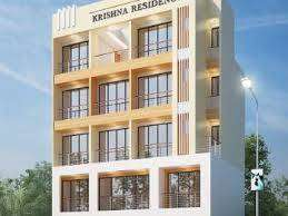1BHK flat for sale in ulwe sector 19, g+4 Building with lift