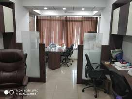 WELL FURNISHED OFFICE AVAIALBLE FOR RENT/LEASE @ AKSHAR CHOWK