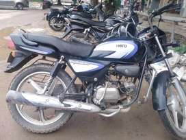 Hero splendor plus 2012 model in excellent condition