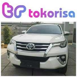 Toyota Fortuner VRZ AT 2016 DP suka suka